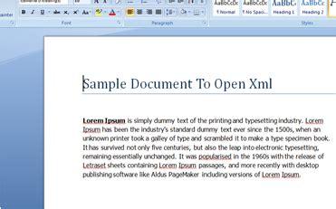 open xml tutorial c mehfuz s weblog openxml to parse your office documents