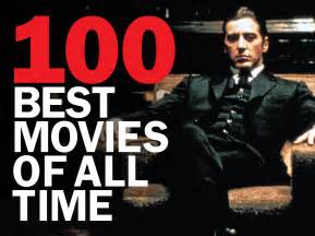 Famous Movies by Checklist The 100 Best Movies Of All Time Ranked And Reviewed