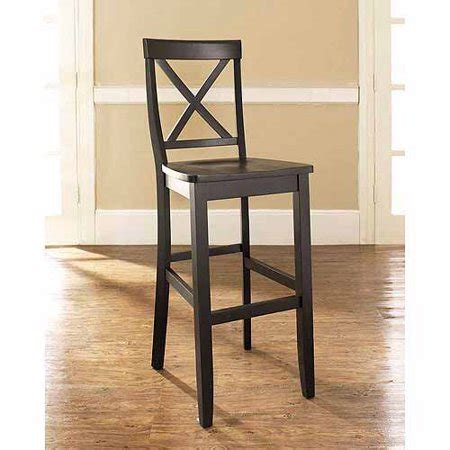Crosley X Back Bar Stool by Crosley Furniture X Back Bar Stool With 30 Quot Seat Height
