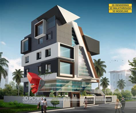 corporate building design 3d rendering corporate building elevation building designs 3d animation 3d rendering 3d walkthrough 3d interior