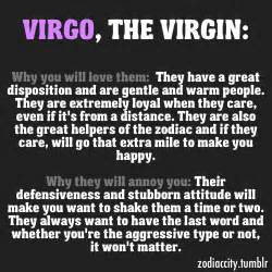 virgo personality virgo sign personality and