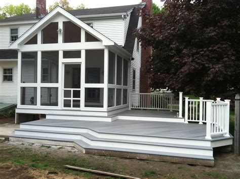 deck showcase lenzi construction remodeling deck talk