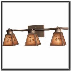 Rustic Wood Bathroom Vanity by Magnificent Rustic Bathroom Vanity Lights Vanity Light