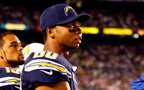 chargers floyd injury wr malcom floyd suffers sprained knee could be out till