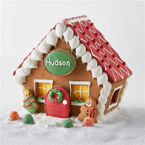Ceramic Gingerbread House With Lights Imagenesmy Com