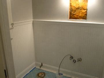 wall tile beading toilets the and bead board bathroom on
