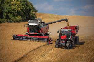new massey ferguson combines offer high performance and