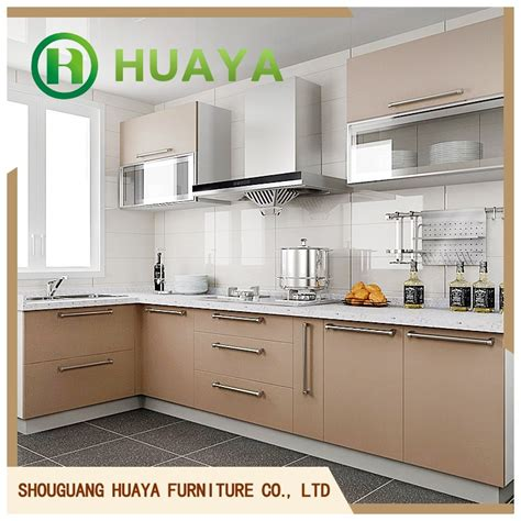 kitchen cabinets inexpensive factory wholesale cheap price acrylic kitchen cabinet