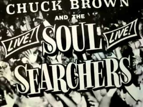 go go swing go go swing chuck brown the soul searchers youtube