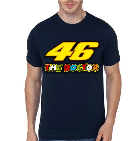 T Shirt 46 the doctor 46 black t shirt