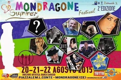 interno 18 mondragone mondragone festival musica food moda e sport dal