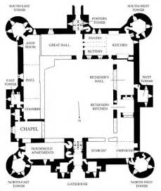Medieval Castle Floor Plan by Mellanium Bodiam Castle Is There A Business Model In