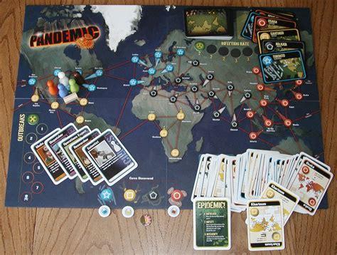 Pandemic Boardgame pandemic board target