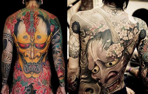 imagenes de tatuajes japoneses y sus significados tatuajes japoneses dise 241 os y significado del tattoo oriental