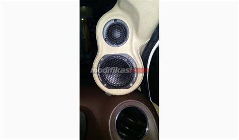 Pilar 3 Way Rushterios Paket Lengkap speaker crescendo opus 7 3 way pilar honda brio mobilio