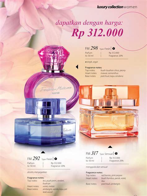 Parfum Import Federico Mahora Fm 315 produk bisnis parfum fm by federico mahora
