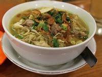 resep soto betawi  santan masakankomar