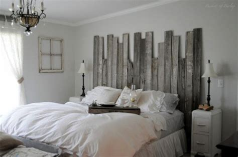 Wood Board Headboard by 10 Headboard Ideas For An Original Bedroom