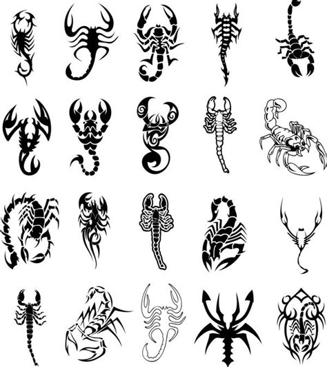 scorpio zodiac symbol tattoo design scorpio tattoos and designs page 9