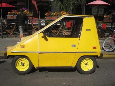 Electric Vehicles In South America Citicar America S Most Successful Electric Car Damn