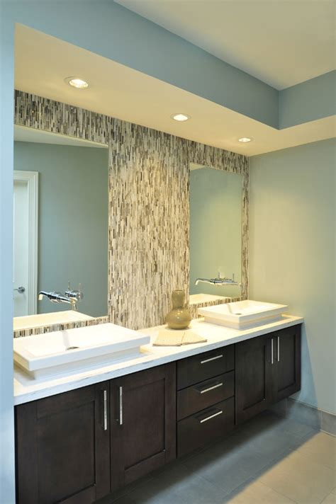 Above Vanity Lighting I The Recesssed Lights I Want To Use Recessed Lights In My Bathroom The Sink And