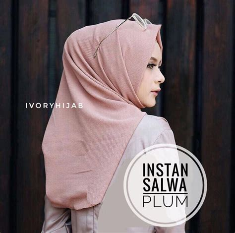 Instan Salwa by Instan Salwa Pesta Simple Terbaru 2018 Trend