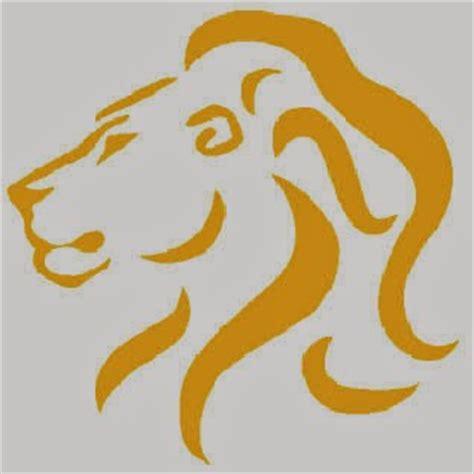 logo singa gambar logo