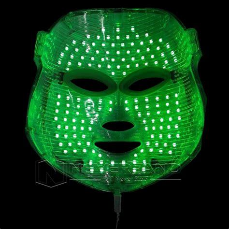 Led Light Face Mask 2016 Beauty Led Photon Mask Skin Rejuvenation Light