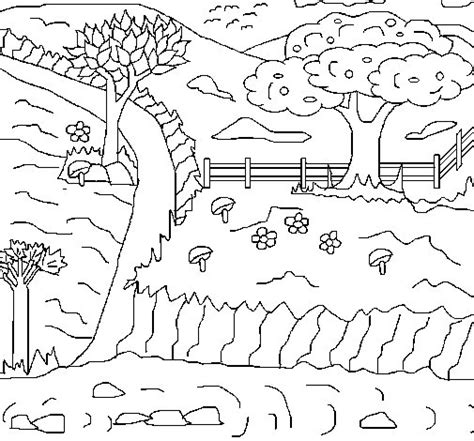 imagenes urbanas para dibujar desenho de paisagem rural para colorir colorir com