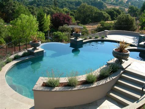feuerstelle für terrasse stein design terrasse