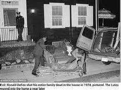 The crime scene amityville amityville horror the true story