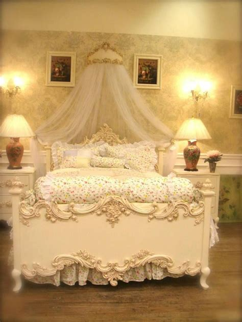 romantic cottage bedrooms shabby chic romantic bedroom dream bed pinterest