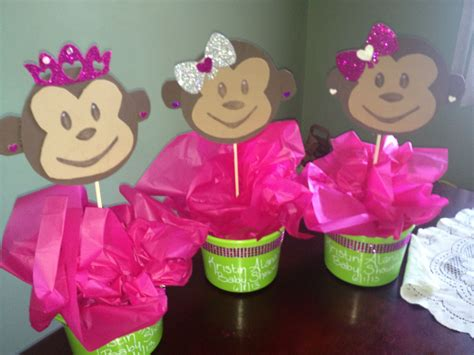 Monkey Baby Shower Centerpieces by Monkey Baby Shower Centerpieces Baby Shower