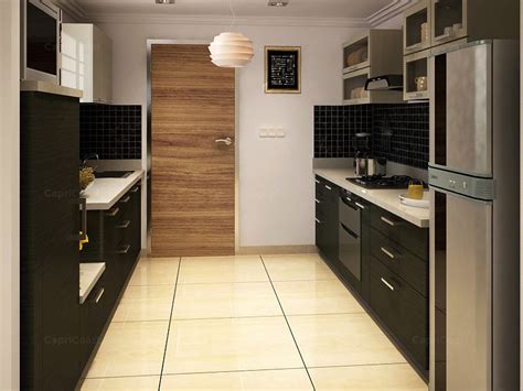 parallel kitchen ideas capricoast home interiors choose from many interior
