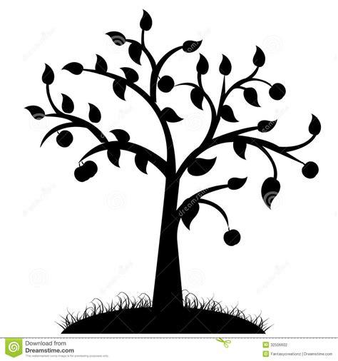 printable family tree silhouette simple black tree silhouette www pixshark com images