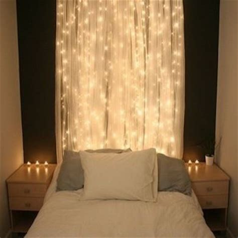 17 best ideas about headboard lights on