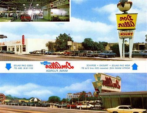 don allen chevrolet 1960s car showroom photography