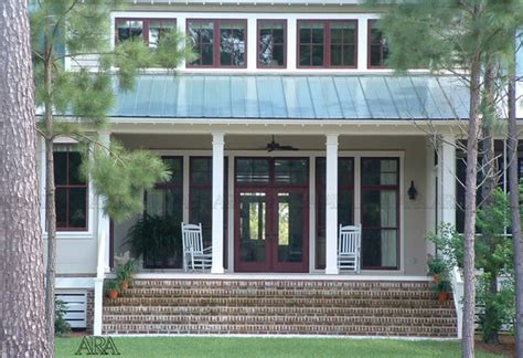 low country house plans with porches low country style house plans with front and rear porches