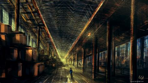 industrial wallpaper cameleon labs 187 concept