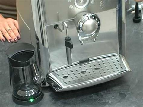 gaggia swing up gaggia platinum swing up youtube