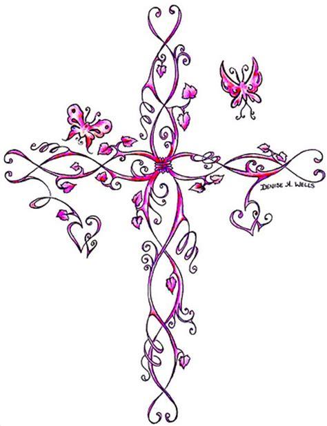 cross and butterfly tattoo 4707344535 3fcaa5fd93 z jpg