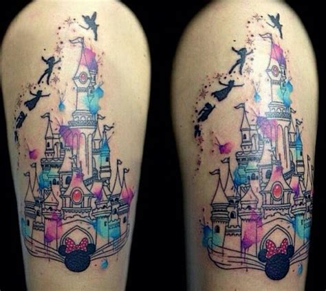 watercolor tattoo fairy 25 best ideas about sleeve on