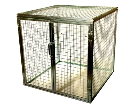Stock Guardian Cage Bzp 30 Security Cages Direct