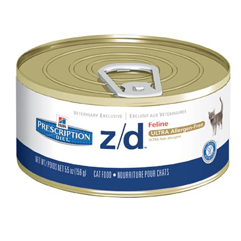zd food hill s feline z d ultra 156g can newstead veterinary services