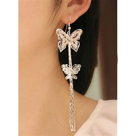 Anting Wanita Pesta Model Cartier anting model panjang tt0468 moro fashion