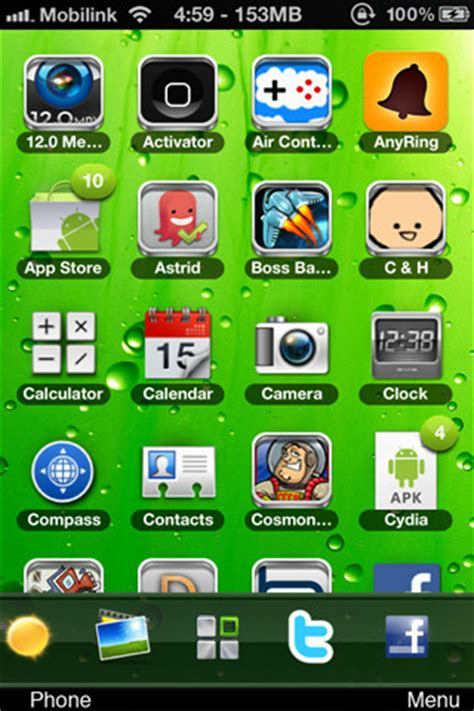 htc cydia themes 5 stunning free dreamboard themes for ios 5