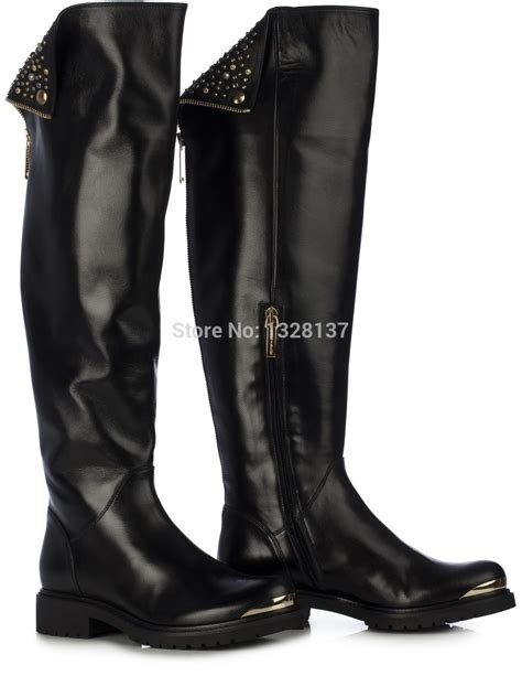 cheap flat boots 20 popular cheap flat knee high boots buy cheap cheap flat