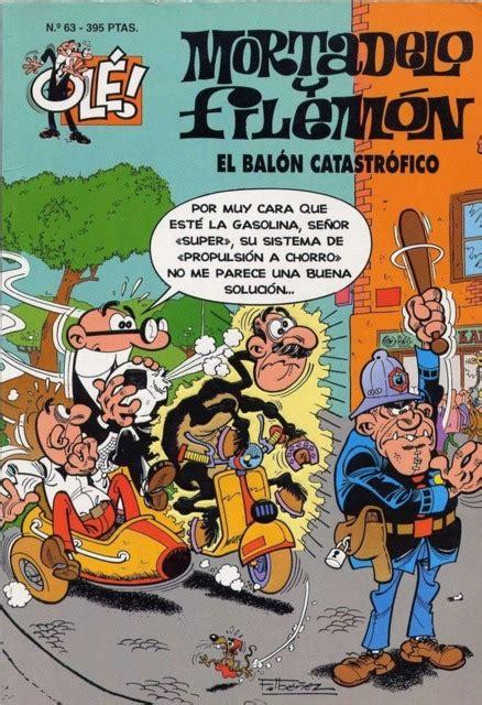 mortadelo y filemon vol 8466646671 coleccion ole de mortadelo y filemon volume comic vine