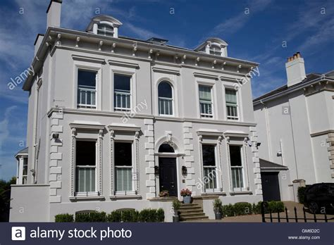 house to buy cheltenham large georgian regency town house pittville cheltenham uk stock photo royalty free image