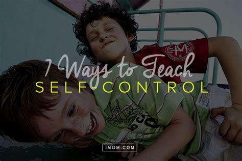 ways  teach  control imom